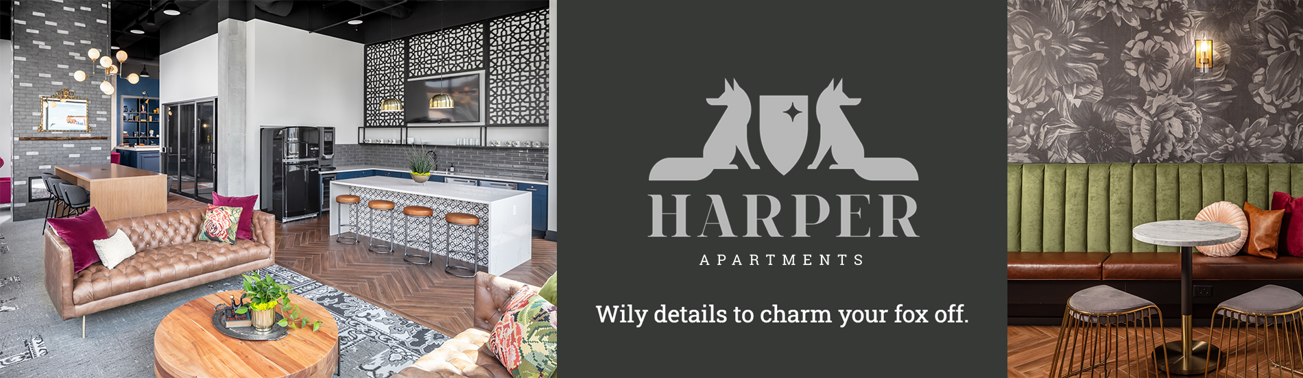 Harper Apartments Saint Paul Ryan Companies Interior Design