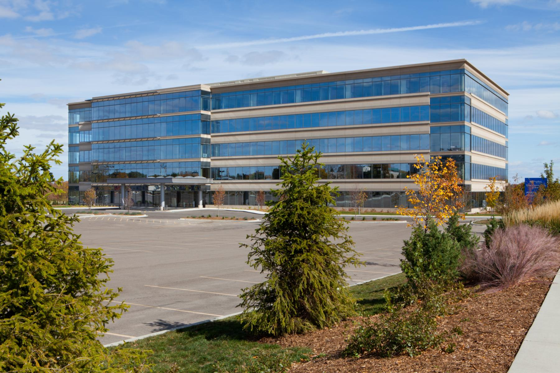 Town Hall Health Center Ryan Companies