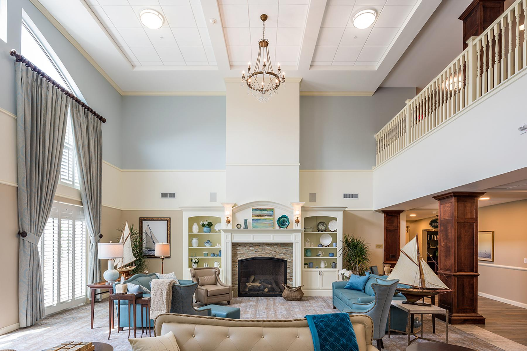 grand living room grand living at lake lorraine companies 11029