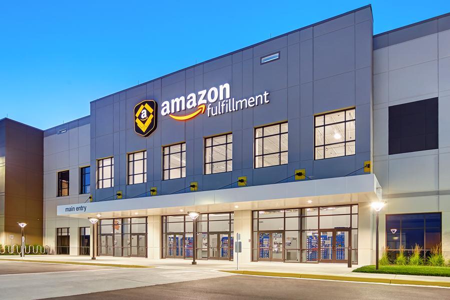 New Amazon Building In Tucson