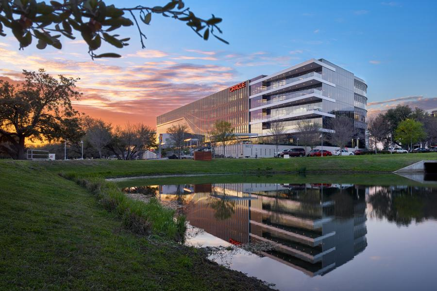 Oracle Campus Exterior