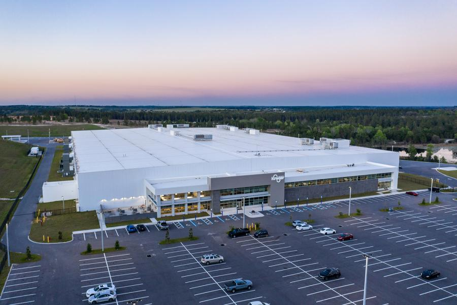 Kroger Ocado Fulfillment Center — FC 03