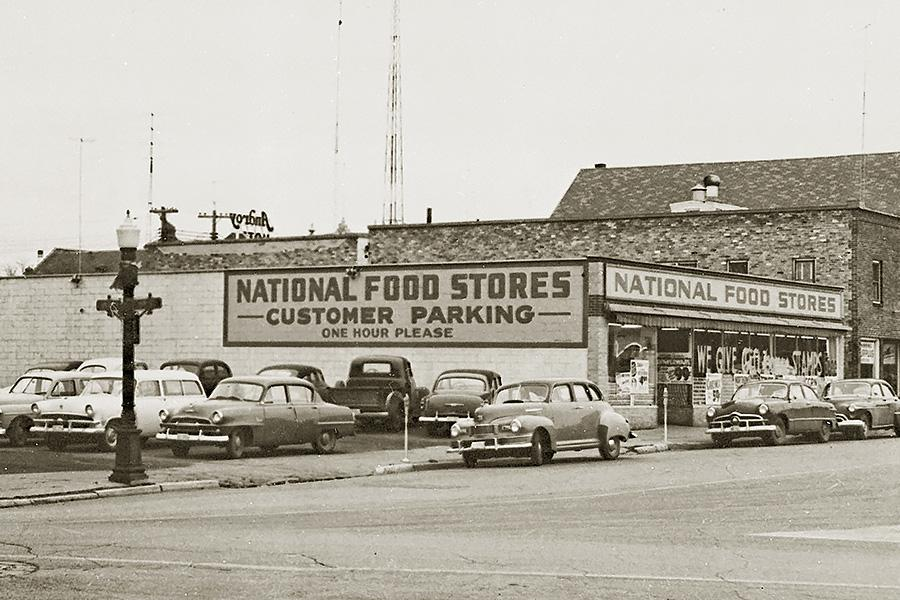 National Food Stores