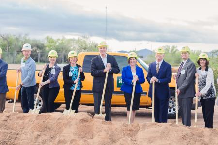 Banner Health Clinic Groundbreaking Ceremony