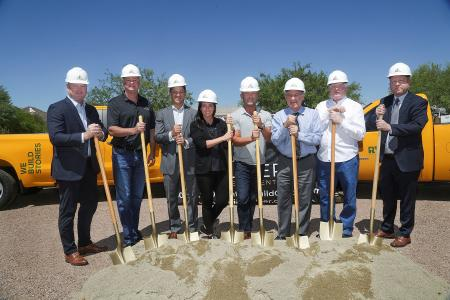 Tucson Convention Center Hotel: A DoubleTree by Hilton Groundbreaking