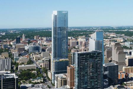 BBVA Austin 60-floor multi-use project