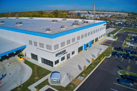 Amazon Last Mile, Pullman Crossings, Ryan Companies, Chicago NAIOP Awards