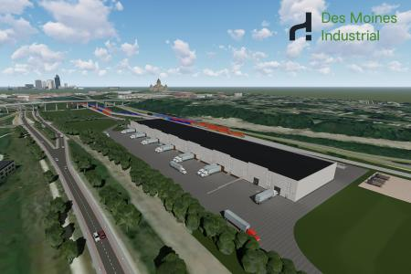 Des Moines Industrial transloading facility tendering