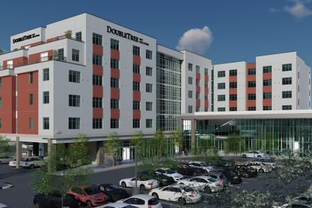DoubleTree by Hilton Tucson Downtown Convention Center Hotel to Open for Business, Ryan Companies